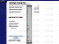 Náhled webu WebX