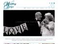 Náhled webu Wedding design