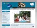 Náhled webu Taneční skupina The Wings Liberec
