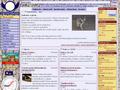 Náhled webu Liga lesní moudrosti