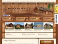 Náhled webu Wood Life CZ s.r.o.