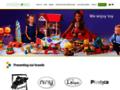 Náhled webu Dřevěné hračky Woody