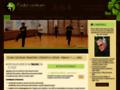 Náhled webu České centrum tradičních čínských cvičení