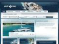 Náhled webu Yacht Group