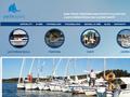 Náhled webu Yachtsport