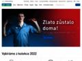 Náhled webu Sport Lubas - Yonex