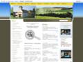 Náhled webu Mikroregion Záhoran