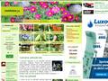 Náhled webu Zahrada