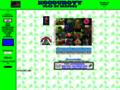 Náhled webu Kocourovy rady do zahrady