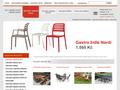 Náhled webu Zahradní centrum Vrkoč