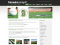 Náhled webu Zahradní minigolf a minigolfové vybavení