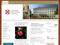 Náhled webu Arcibiskupský zámek a zahrady Kroměříž