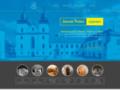 Náhled webu Muzeum Vysočiny Třebíč