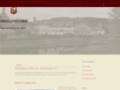 Náhled webu Historie Zbraslavi