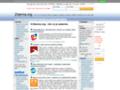 Náhled webu Zdarma.org