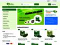 Náhled webu Zelené zdravíčko