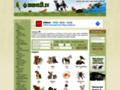 Náhled webu ZooBurza.eu