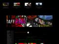 Náhled webu Svět graffiti