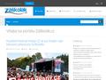 Náhled webu Záškolák.cz - Vaše cesta k informacím