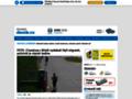 Náhled webu Žďárský deník