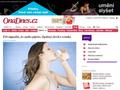 Náhled webu iDNES.cz: Těhotenství a porod