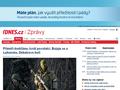 Náhled webu iDNES.cz Zprávy
