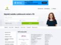Náhled webu EduCity