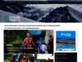 Náhled webu Extrémní závody.cz