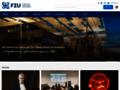 Náhled webu Fyzikální ústav AV