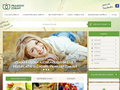 Náhled webu Magazín zdraví