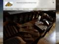 Náhled webu MAUT: Mezinárodní asociace uměleckých terapií