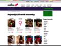 Náhled webu naLovu: Seznamka