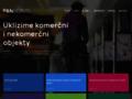Náhled webu PaN servis, s. r. o.