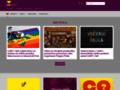 Náhled webu Prague Pride