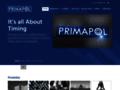 Náhled webu Primapol-Metal-Spot, s.r.o.