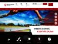 Náhled webu České hnutí Speciálních olympiád