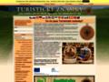 Náhled webu Turistické známky