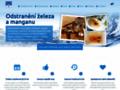 Náhled webu Univerzální čistá voda, a.s.