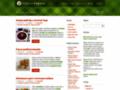 Náhled webu Vaříme zdravě
