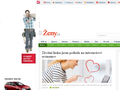 Náhled webu Ženy.cz